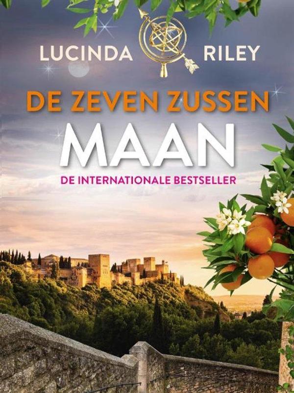 De Zeven Zussen - Maan | Lucinda Riley