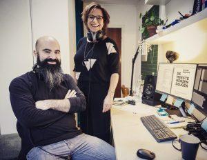 Gerdy Swennen & Jeroen Medaer