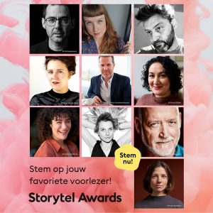 Storytel Awards - Stemmen